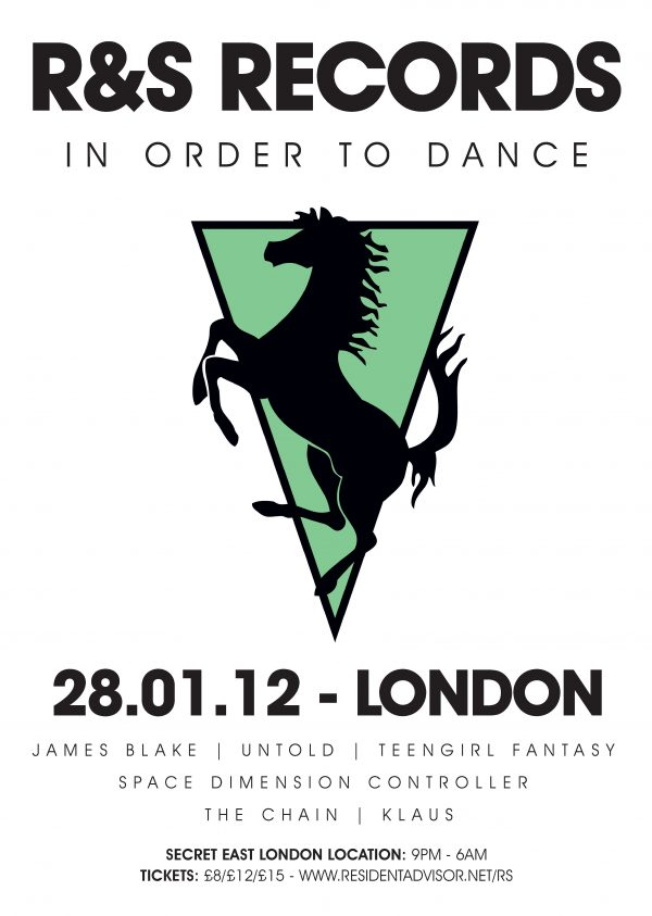 Warehouse Party – London