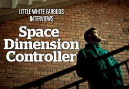 Little White Earbuds interview