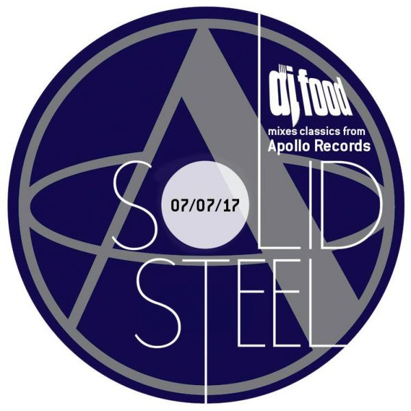 DJ Food – Apollo 25 Years Mix