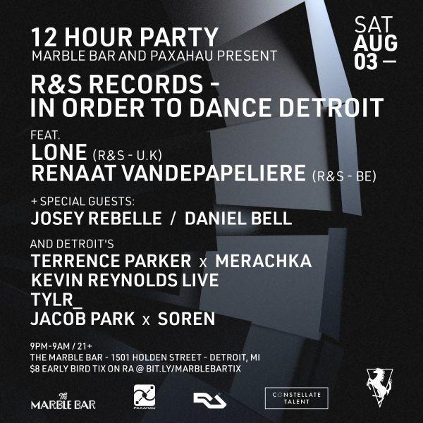 Marble Bar – Detroit